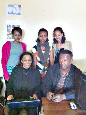 Team Photo Ethiopia