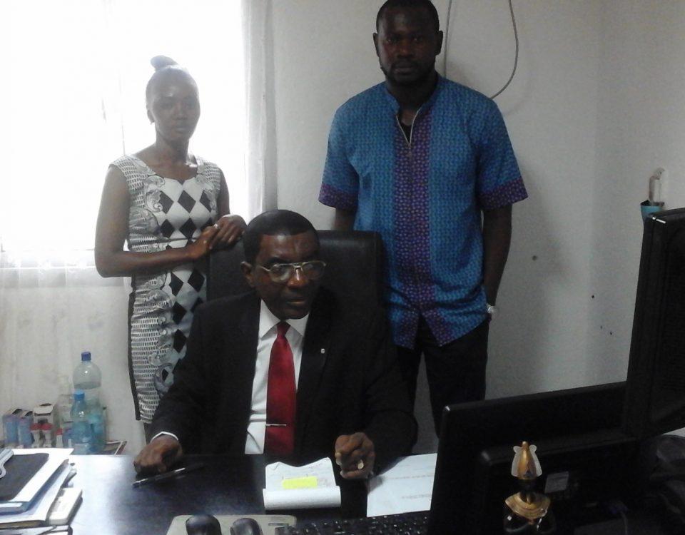 The Gabon HR Team