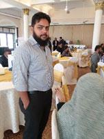 Muhammad Ali Khan, Head - Payroll The Recruiters - Pakistan